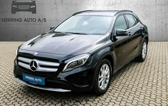 Mercedes GLA200 d 2,2