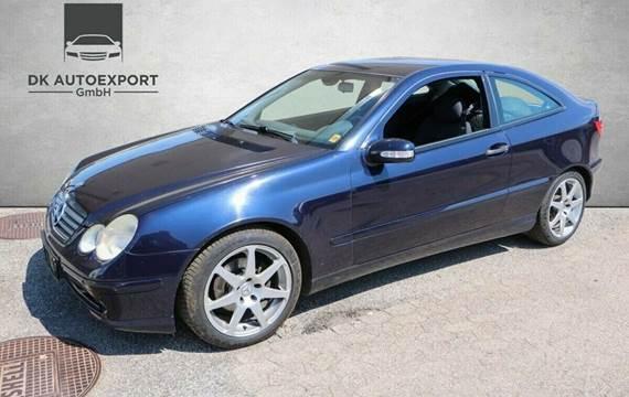 Mercedes C220 CDi Sportscoupé aut. 2,2