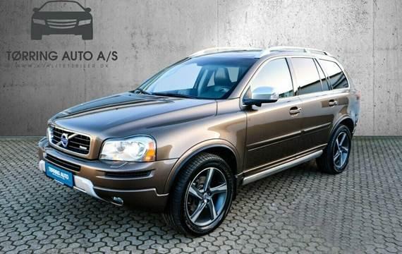 Volvo XC90 D5 200 R-Design aut. AWD 2,4