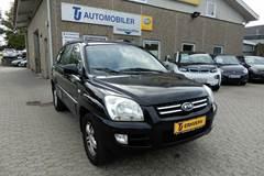 Kia Sportage CRDi 140 4WD Van 2,0