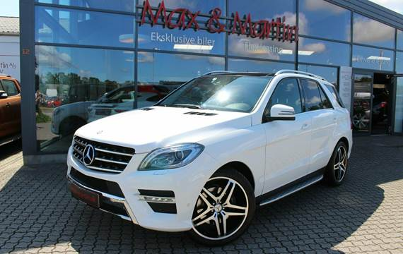 Mercedes ML350 BlueTEC AMG Line aut. 4-M Van 3,0