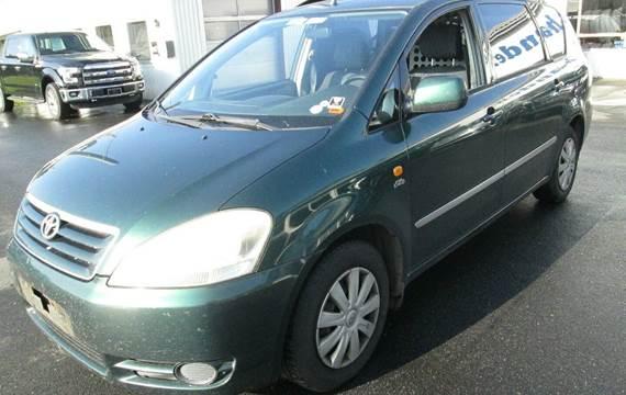 Toyota Sportsvan D-4D 2,0