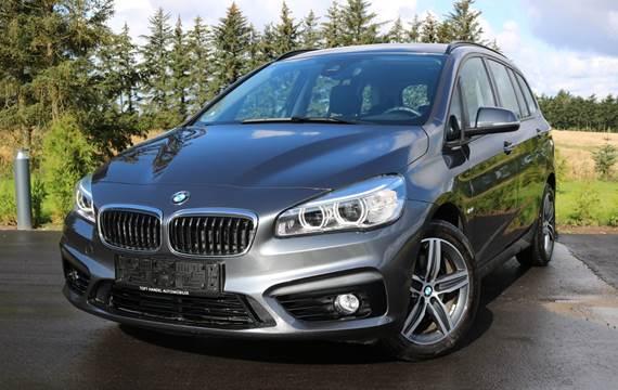 BMW 218d Gran Tourer Advant. aut. 7prs 2,0