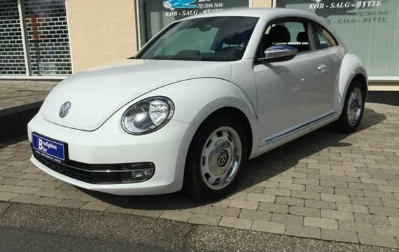 VW The Beetle TSi 105 Design 1,2