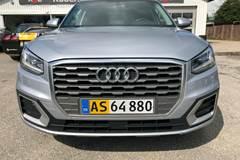 Audi Q2 TDi 116 Sport S-tr. Van 1,6