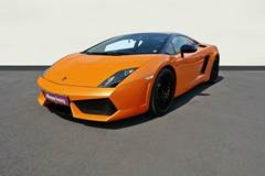 Lamborghini Gallardo LP 560-4 E-gear 5,2