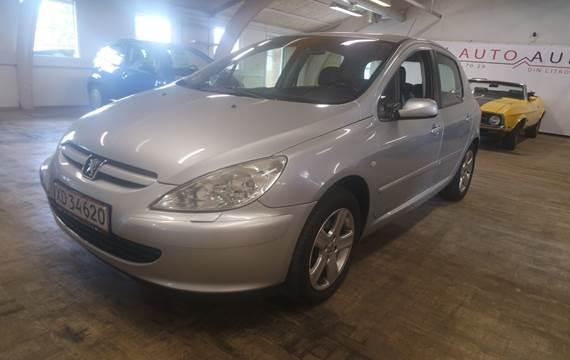 Peugeot 307 Griffe aut. 2,0