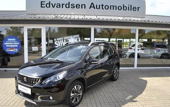 Peugeot 2008 BlueHDi Allure  1,6