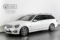Mercedes C350 stc. aut. BE 3,5