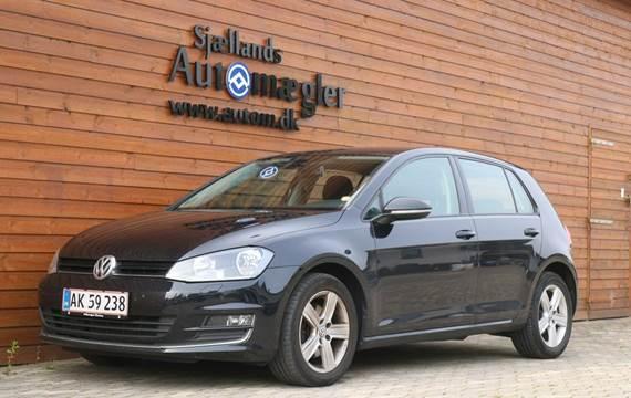 VW Golf VII TSi 140 Highline BMT 1,4