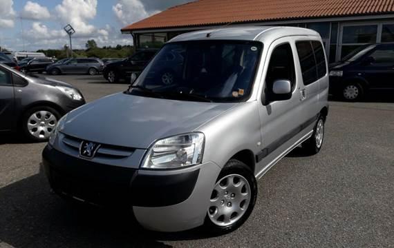 Peugeot Partner XT 16V Com. 1,6