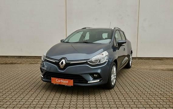 Renault Clio IV dCi 90 Zen ST 1,5