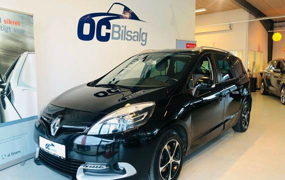 Renault Grand Scenic III dCi 110 Expression aut. 7prs 1,5