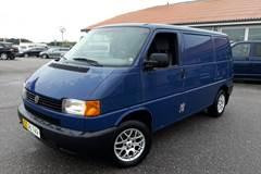 VW Transporter TDi 102 kort 2,5
