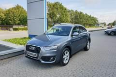 Audi Q3 TDi 140 Van 2,0