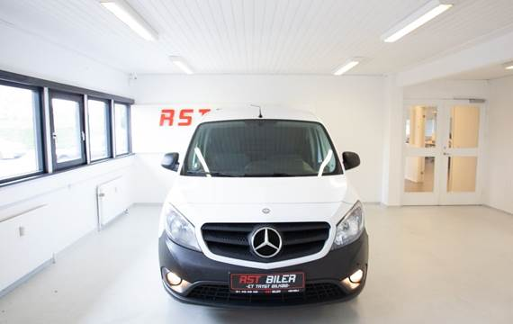 Mercedes Citan 108 CDi Kassevogn L 1,5