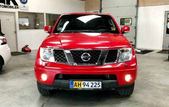 Nissan Navara dCi 171 King Cab XE 4x4 2,5