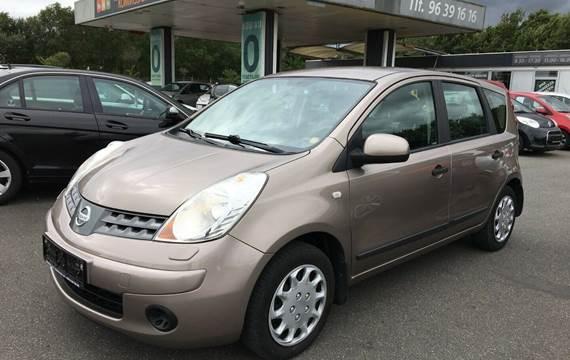 Nissan Note Visia 1,4