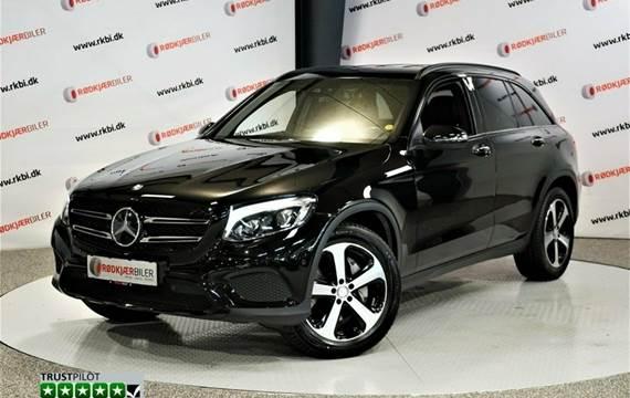 Mercedes GLC250 d Exclusive Line aut. 4-M 2,2