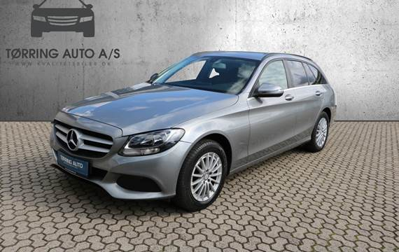 Mercedes C200 d Business stc. aut. 2,2