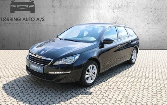 Peugeot 308 BlueHDi 120 Active SW EAT6 1,6