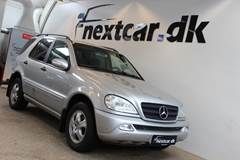 Mercedes ML270 CDi aut. Van 2,7