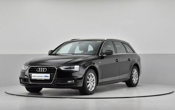 Audi A4 TDi 150 S-line Avant Multitr. 2,0