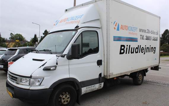 Iveco Daily 35S12 4100mm  D  Ladv./Chas. 6g 2,3
