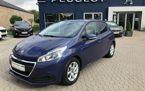 Peugeot 208 BlueHDi 100 Chili+ 1,6