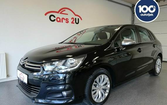Citroën C4 PT 130 Feel EAT6 1,2