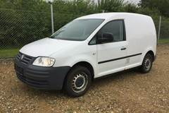 VW Caddy TDi 104 Van 1,9