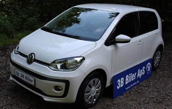 VW UP! MPI BMT Move  5d 1,0