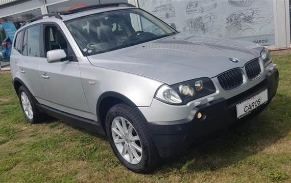 BMW X3 d  D 4x4  Van 6g Aut. 3,0
