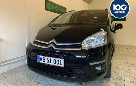 Citroën Grand C4 Picasso HDi 112 Seduction 7prs 1,6