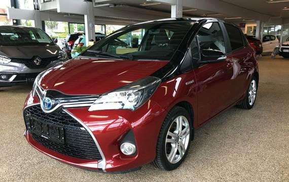 Toyota Yaris Hybrid Flavour e-CVT 1,5