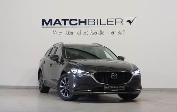 Mazda 6 Sky-G 165 Premium stc. aut. 2,0