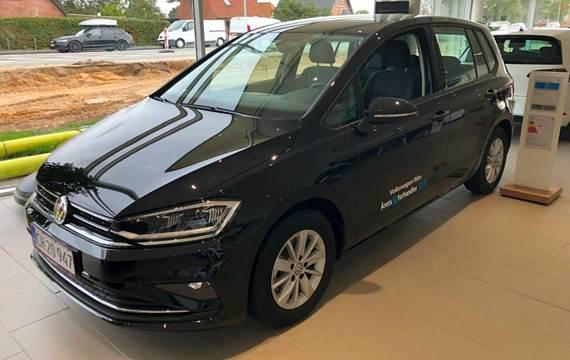 VW Golf Sportsvan TDi 115 Comfortline DSG 1,6