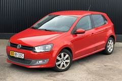 VW Polo TSi 105 Highline Van 1,2
