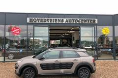 Citroën C4 Cactus BlueHDi 100 Feel Van 1,6