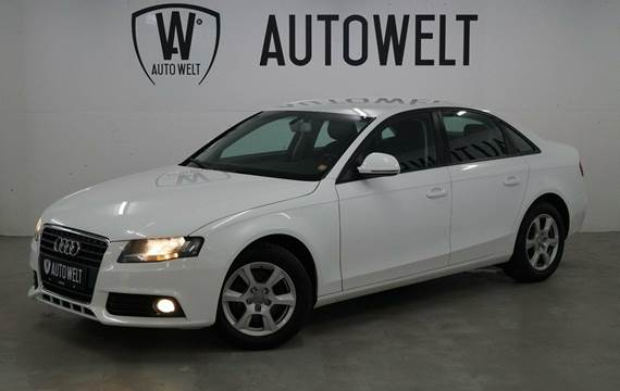 Audi A4 TDi 143 2,0