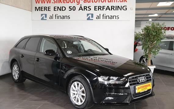 Audi A4 TFSi 120 Avant Van 1,8