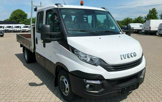 Iveco Daily 35C18 4100mm Lad 3,0