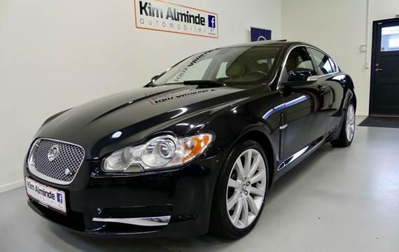 Jaguar XF Premium Luxury aut. 3,0