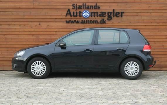 VW Golf VI Trendline 1,6