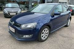VW Polo TDi 75 BlueMotion 1,2