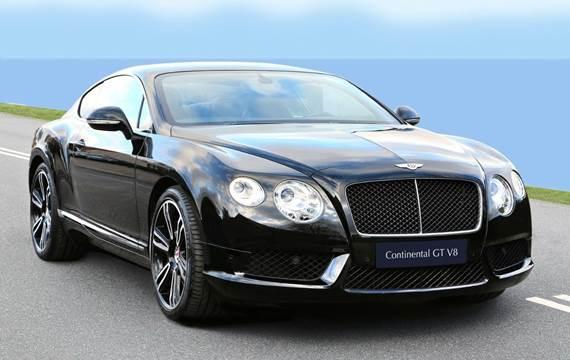 Bentley Continental GT V8 aut. 4,0