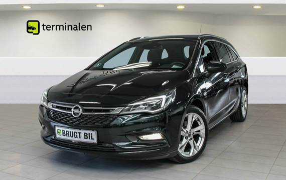 Opel Astra T 150 Dynamic ST 1,4