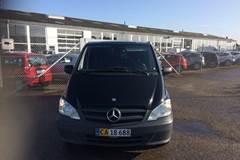 Mercedes Vito 116 CDi Effect aut. L 2,2