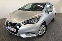 Nissan Micra IG-T N-Connecta Start/Stop  5d 1,0