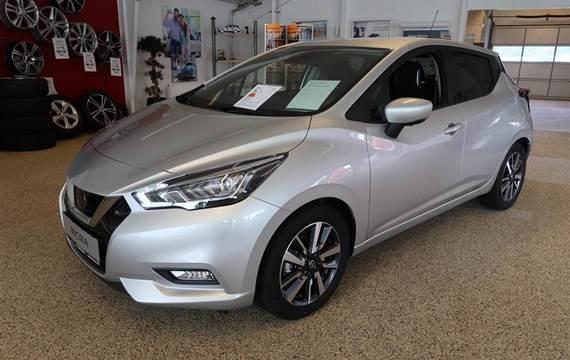 Nissan Micra IG-T Tekna Start/Stop  5d 1,0